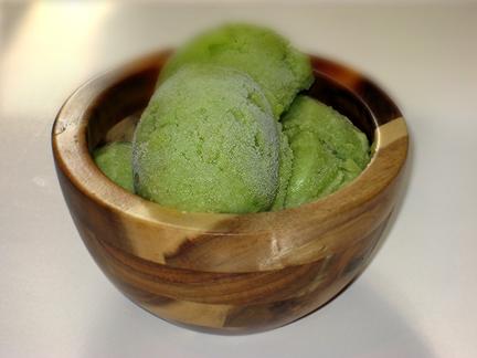 Rick Bayless' Avocado Ice Cream