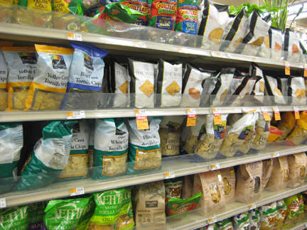Chips at Whole Foods