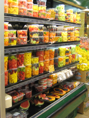 Prepared Foods at Whole Foods