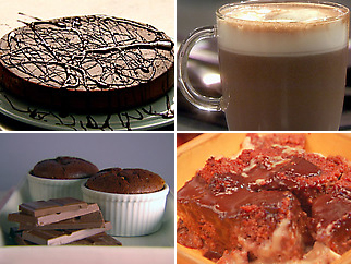 Food Network Chocolate Weekend