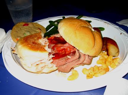 Bull Roast Meal