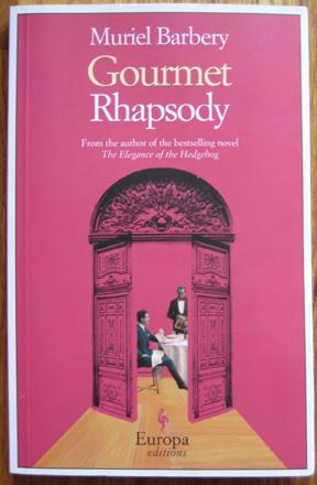 Muriel Barbery's Gourmet Rhapsody