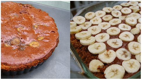 Chocolate Pie with Bananas, Top Chef Season 3