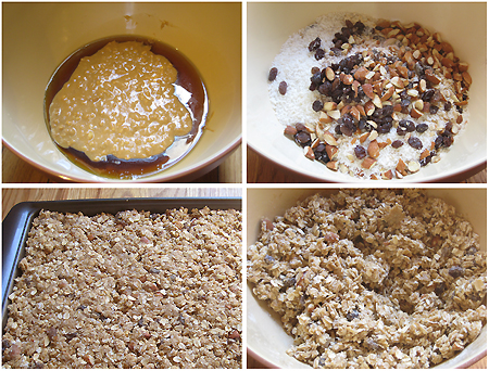 How to Make Homemade Energy Bars