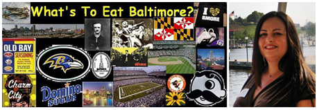 Liz Stambaugh, What's to Eat, Baltimore? blog