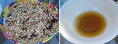 Terry Walters' Maple Nut Granola