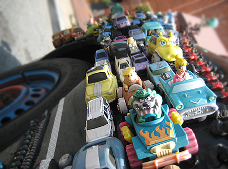 Artscape, Art Cars