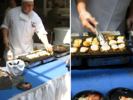 Baltimore Restaurant Week Appetizer Challenge