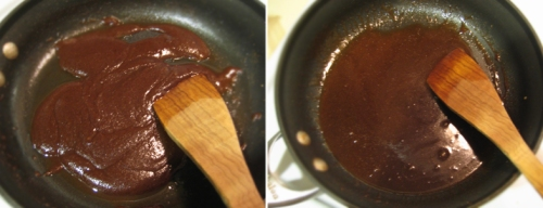 Brown Sugar Sauce