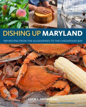 Dishing Up Maryland cookbook