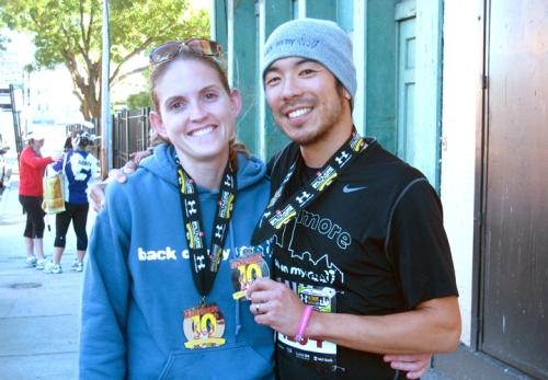 2010 Baltimore Marathon