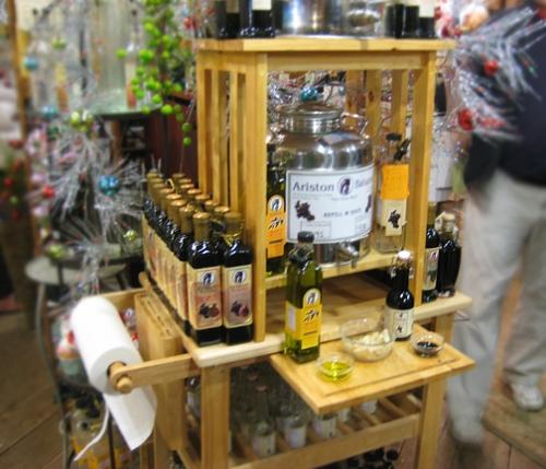 Ariston Balsamic Vinegar from Schoolhouse Earth