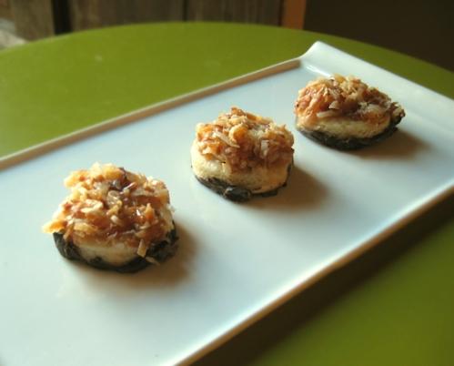Samoas cookies from Baking Bites