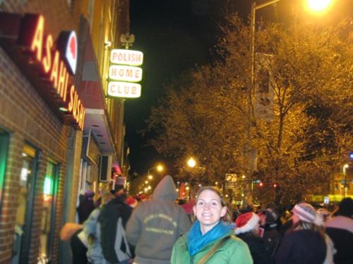 East Baltimore Christmas, Polish Home Club