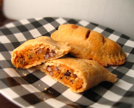Sweet Potato and Black Bean Empanadas | My Morning Chocolate