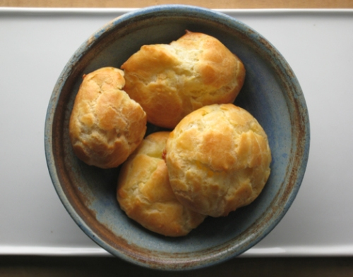 Gougeres 2, Around my French Table, Dorie Greenspan