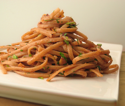 Beggar's Linguine, French Fridays with Dorie