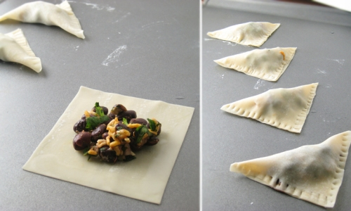 How to roll won tons