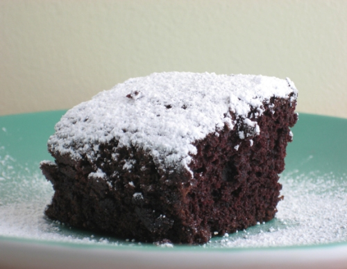 Chocolate Amazon Cake from Parents Need to Eat Too by Debbie Koenig