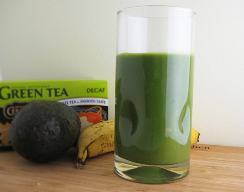 Green Vegetable Shake