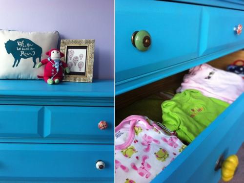 Reinventing an old dresser