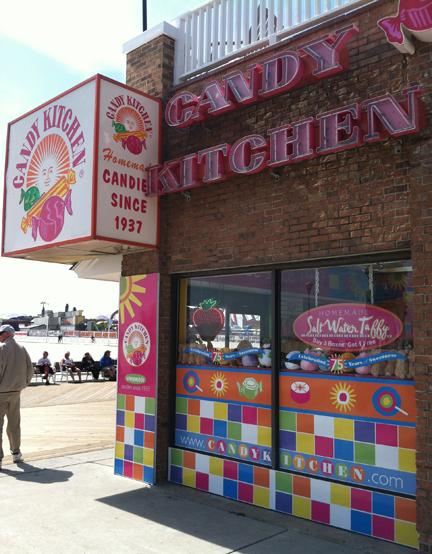 Ocean City, Candy Kitchen