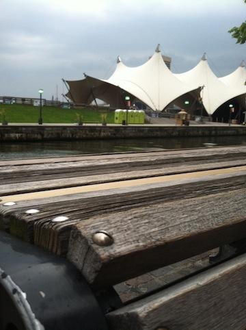 Baltimore Inner Harbor, Pier 6 Pavilion