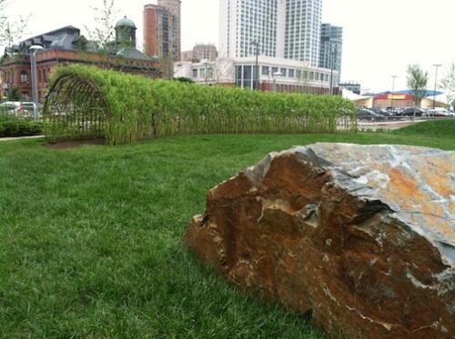 Pierce's Park, Baltimore Inner Harbor